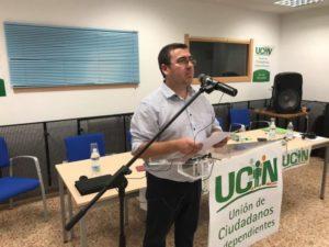 Ricardo Cutanda presidente de UCIN en Castilla la Mancha