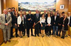 El alcalde de Almansa (Albacete), Javier Sánchez Roselló, ha demandado al Gobierno regional