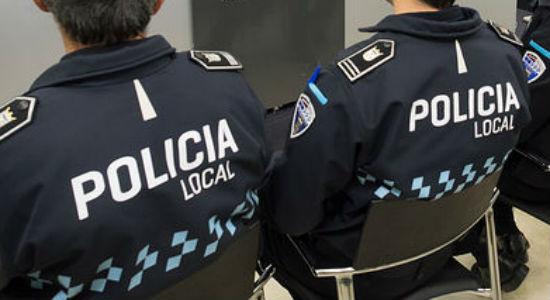 Imagen de archivo de la policía local Albacete