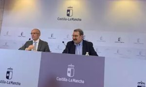 Rueda de prensa de la Consejería de Sanidad de Castilla-La Mancha para dar cuenta de los casos de coronavirus a fecha 11 de marzo de 2020