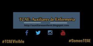 T.C.A.E (técnicos en cuidados auxiliares de enfermería).