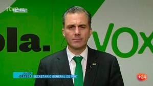 Ortega smith de VoX