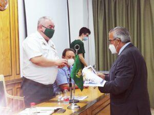 Entrega reconocimiento Ateneo de Albacete