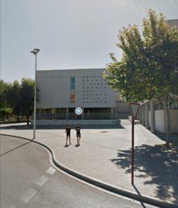 Posible ubicación de la estación de Albabici