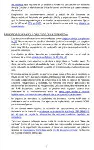 Documento de alegaciones de Ecologistas en acción